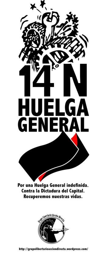 Tod@s a la Huelga